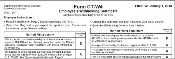 Have you done a withholding checkup bacon and gendreau if you have been receiving retirement income from a pension or annuity there is a newly designed form ct w4p for 2018 there is a pension and annuity solutioingenieria Image collections